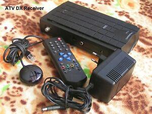 ATV Receiver Grundig STR100DX für den DX Empfang mit Low Treshold