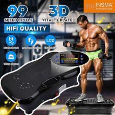 Vibration Fitness Platform Machine Plate Slim Body Shaper Exercise Massage Vibro