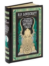 *New Leatherbound* H.P. LOVECRAFT: THE COMPLETE CTHULHU MYTHOS TALES (2016)