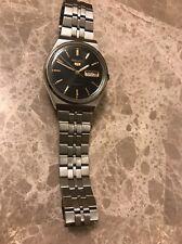 Vintage Seiko 5 Automatic Movement Japan Made Men's Watch Excellent Condition