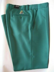 New! City Club Men's Emerald Green Trousers. Only $83 with Free Postage!