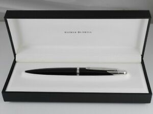dunhill AD2000 Black ST Ballpoint Rollerball Pen with Box (Excellent)