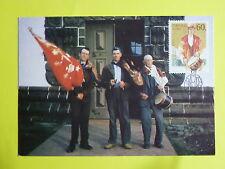LOT 9365 CARTE MAXIMUM MUSIQUE ACORES AZORES PORTUGAL ANNEE 1985
