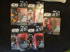 5 x Star Wars Universe Rogue One Action Figures