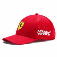 Cappelli da uomo berretti rossi Ferrari