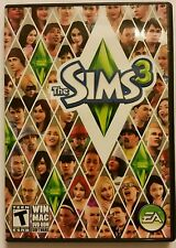 The Sims 3  (WIN/MAC DVD-ROM, 2009) Complete w/Booklet *SHIPS FAST Mon-Sat!