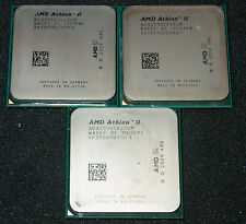 LOT OF 3  AMD Athlon II X2 255 3.1GHz Dual-Core Processor, ADX255OCK23GM, AM3