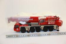 YY NZG 514 AC 200 Terex Demag Mobile Crane blansjaar 1:50 New Boxed YY