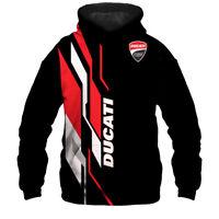 Ducati Diavel/Monster/Superbike/Cafe Racer-Hoodie-Top Men's 3D-Top Gifts