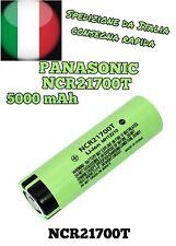 Batteria 21700 PANASONIC 50T 5000mAh