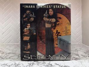 "Serenity ""Inara Strikes"" 198 of 1000 Statue / Firefly / Diamond Select"