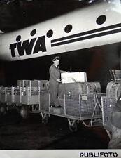 compagnie aeree TWA   FOTO B/N >>>>> vedi - 2