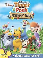 My Friends Tigger & Pooh: Friendly Tails DVD 2007