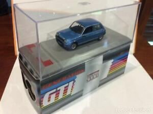 RENAULT 5 R5 ALPINE A5    1/43 gti  collection