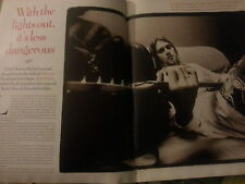 Nirvana (Kurt Cobain)- Foo Fighters clippings collection press magazines article