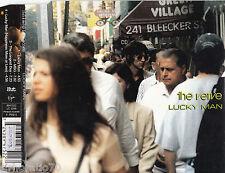 THE VERVE Lucky Man CD Single
