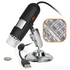 DIGITALE USB MICROSCOOP MICROSCOPE 50-500X, MET LED EN STANDAARD, SNAPSHOT