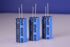 3 Tecate Powerburst Ultracapacitor Supercaps 2.3V 100F P/N: TPLE-100/22X45F