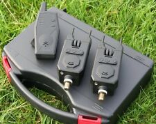 Rovex Wireless 2+1 Bite Alarm Receiver Set Fishing Accessories