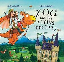 Zog and the Flying Doctors by Julia Donaldson (Hardback, 2016)