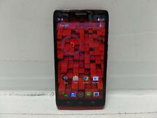 Motorola Droid Maxx Red 16GB - (Verizon) Smartphone ***WORKS GREAT***