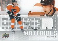 2011-12 UD Upper Deck Series 2 Rookie Materials SEAN COUTURIER #RM-SC Jersey