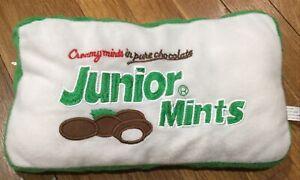 "Junior Mint 11"" Candy Plush Novelty Pillow Bolster Goffa Plush"