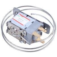 AC 220V-250V Volt 5(4)A 3-Pin 5.8mm Dia Shaft Refrigerator Thermostat K9O7