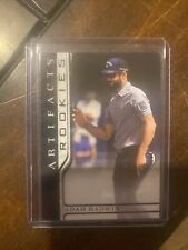 2021 upper deck golf cards. Adam Hadwin Rookie Black 10/99