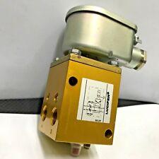 "341B3440 PARKER LUCIFER  4/2-Way Pneumatic Solenoid Valve 1/4"" 230V AC"