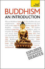 Buddhism - An Introduction: Teach Yourself by Erricker, Clive Paperback Book The