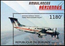 Hawker Beechcraft B-200 / B200C King Air Ambulance Victoria (AAV) Aircraft Stamp