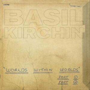Basil Kirchin Worlds Within Worlds LP Trunk 2019 reissue Derek Bailey Evan Parke
