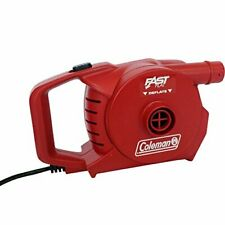 Coleman    Outdoor  Pump available in Red - 230 V