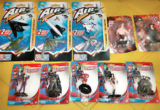 Justice League , WWE Champion Fighter , Stealth Fighter Jet( 10 Pcs Collection)