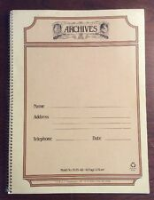 Archives 12 Stave Blank Sheet Music 23 Pages Pre Owned SheetNoteMusic.com