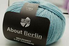 Lana Grossa About Berlin MW 6-ply Cashmere Fb. 5