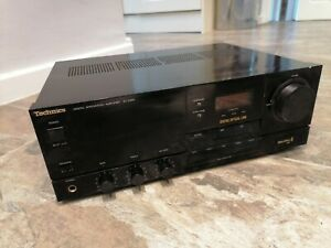 TECHNICS SU-X955 Integrated Amplifier with original instructions
