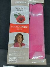 Lavender Rose Bed Buddy Comfort Wrap Heat or Chill