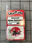 Great Planes 12pcs Nylon Retainers For Pushrod Connectors
