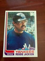 1982 Topps Baseball - You Pick - Complete Your Set (1-399)