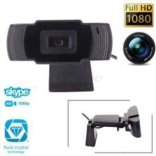 New USB 12MP HD Webcam Web Video Camera with Built-in Microphone for Skype PC