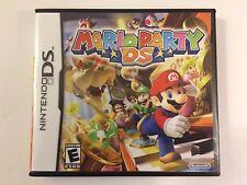 Mario Party - Nintendo DS - Replacement Case - No Game