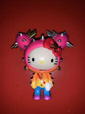 Tokidoki x Hello Kitty RAINBOW SANDY Cactus Friends Figure No Box