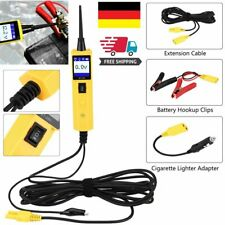 Auto Batterietester Circuit Batterieladegeräte Tester Stromprüfer Tastköpfe F