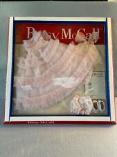 Betsy McCall Robert Tonner Doll Accessories Pink Dress Clothing Outfit Nrfb 1997