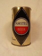 Amstel Cerveza Holland Straight Steel Old Beer Can