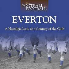 EVERTON, WHEN FOOTBALL WAS FOOTBALL, NEW HARDBACK BOOK