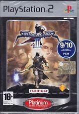 Ps2 PlayStation 2 **SOULCALIBUR III** nuovo sigillato italiano pal