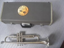 Used YAMAHA YTR-135 Trumpet NIKKAN with hard case Used from Japan Rare GC
